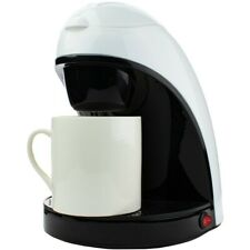 Brentwood Appliances Ts-112W Single-Serve Coffee Maker With Mug (White) BTWTS112