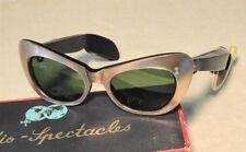 Retro 1950-1960's Radio Sunglasses in Box - Radio Spectacles - YES  Working!