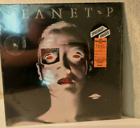 """PLANET P - Self Titled (Why Me?) - 12"""" Vinyl Record LP - EX"""