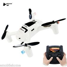 New Version Hubsan FPV X4 Plus H107D+ 2MP 720P Wide Angle Camera RC Quadcopter