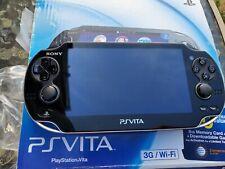 Sony Playstation Vita 3G/Wifi Model 1000 BIG BUNDLE!!!