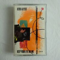 Herb Alpert Cassette Keep Your Eye On Me