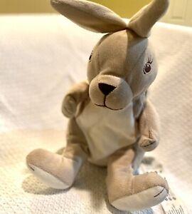 """Ikea Gosig Kanin Bunny Rabbit Plush Stuffed Animal 8"""" EUC"""