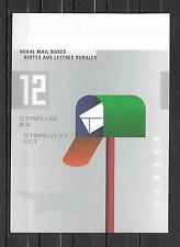 pk28577:Stamps-Canada #BK226 Rural Mail Boxes 12 x 46 cent Booklet