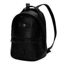 Puma Ferrari LS Black Backpack