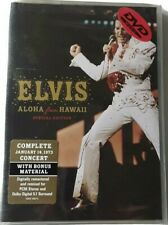 ELVIS DVD ALOHA FROM HAWAII (SPECIAL EDITION) COMPLETE JAN. 1973 CONCERT