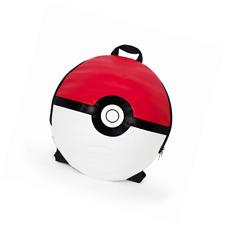 "New Pokemon Boys' Poke Ball 16"" Backpack"