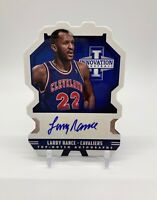 2013-14 Panini Innovation Top Notch Autographs - Larry Nance - 061/325 - Die Cut