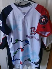 GREENEVILLE ASTROS APPALACHIAN LEAGUE TEAM ISSUED JERSEY