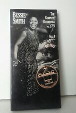 The Complete Recordings, Vol. 4 [Box Set] by Bessie Smith 2 Cassettes- SEALED