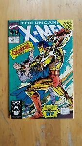 The Uncanny X-Men, #279 (1991, Marvel Comics) High Grade. The Muir Island Saga