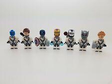 LEGO© Marvel Iron Man & War Machine & Captain & Ant-Man & Hawkeye & Thor Nebula