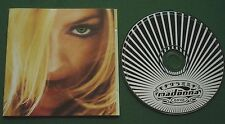 Madonna GHV2 Greatest Hits Vol 2 inc Beautiful Stranger & Erotica + CD