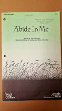 Lot of 14 Abide in Me Gloria William Gaither Christian 1980 SATB Choral Octavo