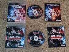 PS3 TEKKEN tag tournament 2, HYBRID Blood Vengeance --- COMPLETE
