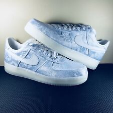 4caee1959f5 Nike Air Force 1 PRM Clot Silk White 1world Ao9286-100 RARE Size 16 DS