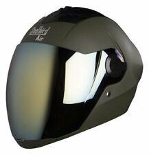 Steelbird Air Sba-2 Full Face Matt Battle Motorcycle Helmet With Extra Visor-M