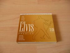 3 CD Set Elvis Presley - 1954 - 1956: The First 47 original Recordings that made