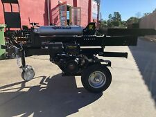 BRAND NEW 45 Ton Black Diamond Petrol Log Splitter Hydraulic 15hp Wood Splitter!