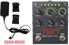 DigiTech Trio+ Band Creator Plus Looper Guitar Effects Pedal ( w/ UNI - ADAPTER)