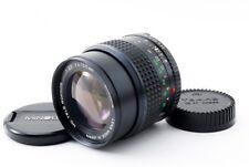 MINOLTA MD TELE Rokkor 100mm f/2.5 MF Lens [Excellent+++] From Japan [598]