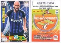CALCIATORI 2017-2018*Adrenalyn Panini CARD n.175 *INTER,BORJA VALERO*