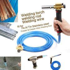 Jet Welding Torch Gun Lighter Welding Adjustable Flame Butane Refillable Gas Lot