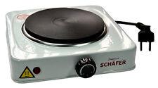 Schäfer individuales placa de cocina 1000w placa de cocina cocinero campo elektrokocher Kocher