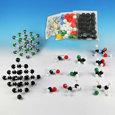 121pcs Atom Molecular Model Set Kit Organic&Link Inorganic Chemistry for Student