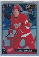 Gustav Nyquist 2016-17 O-Pee-Chee Platinum Ice Hockey, Rainbow, Trading Card