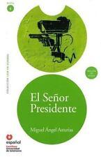 El Seor Presidente ED11+CD [The President ED11+CD] Leer en Espanol 6 Span