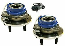 Front Wheel Hub Bearing Assembly FIT 1997-2004 BUICK Regal (FWD, 4W ABS) (PAIR)