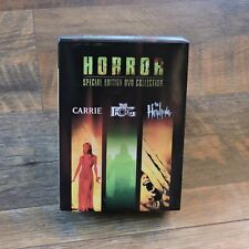 Horror: Special Edition DVD Collection Carrie The Fog The Howling 3-Disc 2003