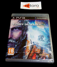 LOST PLANET 3 Capcom Sony Playstation 3 PS3 Play Station 3 PAL-España Nuevo NEW