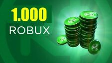 1000 ROBUX (ROBLOX)  ✅Trusted and verified✅ FAST DELIVERY [CLEARANCE SALE]