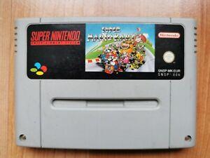 Super Nintendo Jeu Super Mario Kart