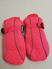 CHAMPION C9 Kid's Waterproof Snow Mittens Pink Thinsulate One Size