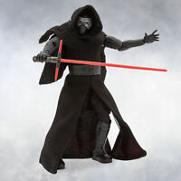"Disney Exclusive Star Wars Elite Series KYLO REN 6"" Die Cast Action Figure"