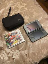 Nintendo New 3DS XL 4GB Handheld System - Black With Super Smash Bros
