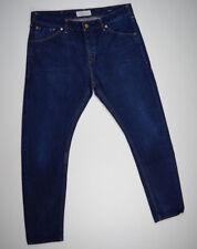 Maison Scotch 'GITANE' Indigo Blue Jeans W36 L34 NEW RRP $289 Mens