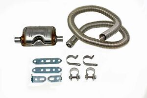 22mm Exhaust Silencer Kit for Air Top 2000 and others 90-3-0006