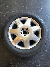 """OEM Maybach 62, 57 19"""" Spare Wheel And Tire! Continental Premium Contact"""