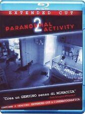 Blu Ray PARANORMAL ACTIVITY 2   ......NUOVO
