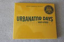 Urbanator Days - Beats & Pieces CD  NEW SEALED O.S.T.R, Grubson