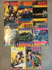 8 Venus Wars Dark Horse Comics 4, 5, 6, 7, 8, 9, 11, 12