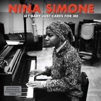 Nina Simone My Baby Just Cares for Me 2 LP Gatefold 180G Coloured Vinyl LP