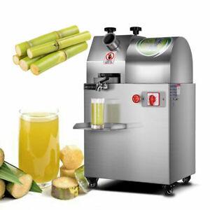 Commercial sugarcane juice machine, sugarcane juicer, sugar cane juicer