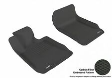 3D Anti-Skid Front Fits 335i xDrive 2009-2011 GTCA00745 Black Waterproof Auto Pa