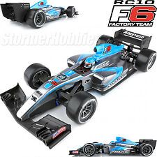 Team Associated RC10F6 Factory Team 1/10 Competition F1 Chassis Kit ASC8023