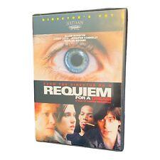 Requiem for a Dream Dvd 2001 Ws Ellen Burstyn Jared Leto Jennifer Connelly